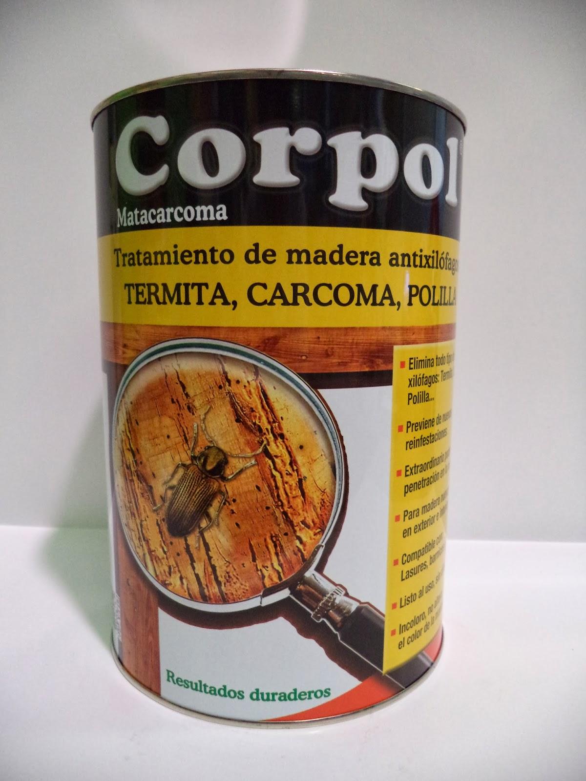 Hiperpinturas protectores de la madera lasur - Tratamiento de la madera ...