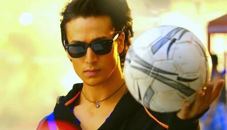 Zindagi Aa Raha Hoon Main Lyrics - Atif Aslam ft. Tiger Shroff (2015)