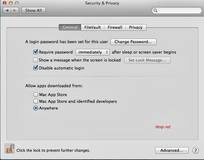 Install Unverified Apps Mac Security+\u0026+Privacy