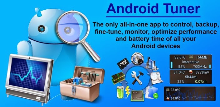 Android Tuner v1.0 Apk