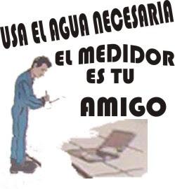 ¡ EL MEDIDOR ES TU AMIGO ¡