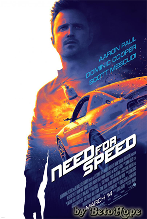 Need for Speed [1080p] [Latino-Ingles] [MEGA]