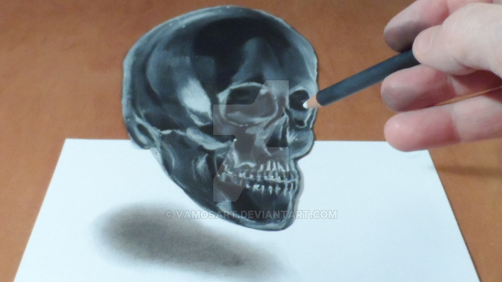 20-Skull-Sandor-Vamos-3D-Optical-Illusions-Anamorphic-Drawings-Videos-www-designstack-co