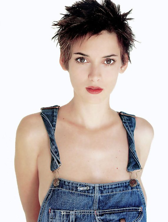 Winona Ryder ..... The Real Sexy n' Beauty Woman