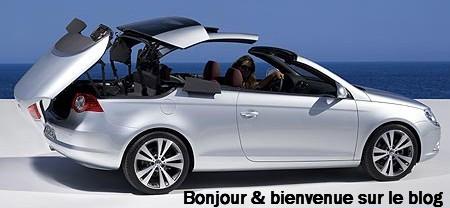 VW coupé-cabriolet EOS