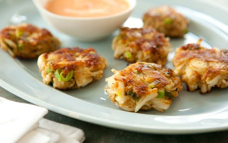 Oven Ready Crab Cakes