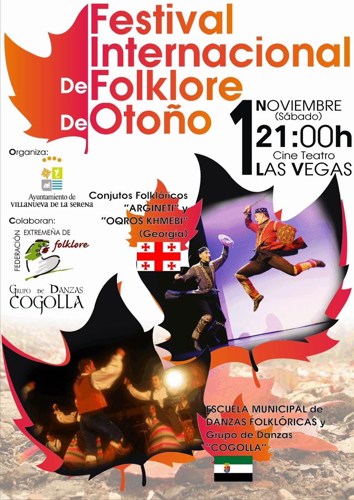 Festival Internacional de Folclore Otoño