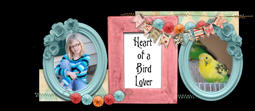 Heart of a Bird Lover