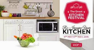 SnapDeal The Great Kitchen Festival - 11th 17th May