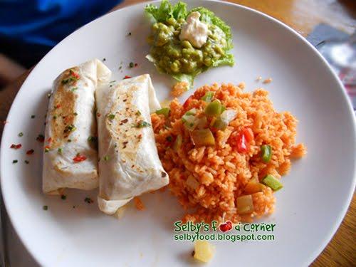 Villas Mexican Food Long Beach