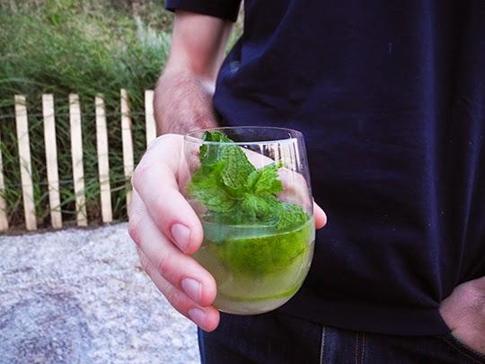 Gastronomista Mouth Indie Foods Cocktail Picnic Ginger Rum Daiquiri