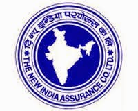 NIACL Administrative Officer Recruitment 2014-15 www.newindia.co.in 509 (Scale-I) Jobs Online Apply The New India Assurance Company Limited (NIACL)-Govt.of India has issue Latest Notification of  509 Administrative Officer (Scale-I) Jobs.
