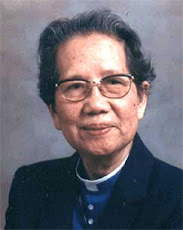 Florence Li Tim Oi, 1st Anglican Female Ordained Priest