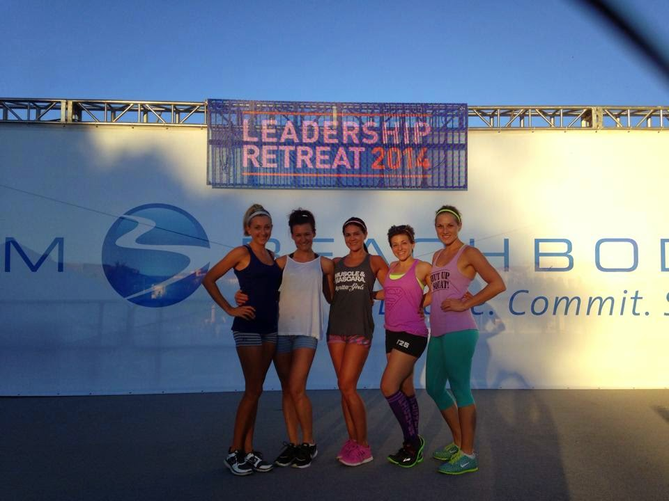 Beachbody leadership retreat, Elite coach, top 10 coach, nurse, Alyssa Schomaker
