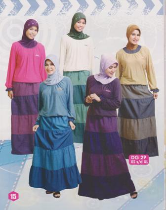 Baju Muslim Murah Trandy