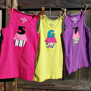Appliqued Clothing for Girls and Boys at SweeterThanSweets on Etsy