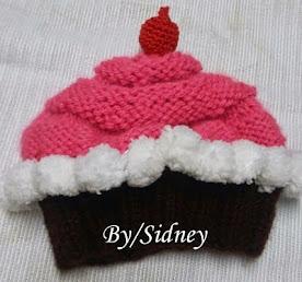 Gorrinho cupcake