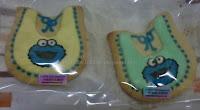 Fancy cookies baby theme aqiqah cukur jambul baby bip elmo