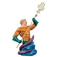 Aquaman (DC Comics) Character Review - Mini Bust Product