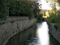 El canal de la Colònia Imbern