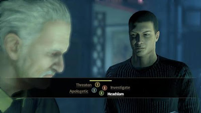 alpha protocol, headslam, resigned gamer