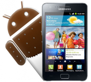 how to root galaxy s2 on android ics