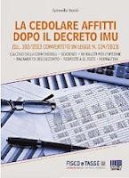 Cedolare affitti 2013 (Aggiornato con il D.L. n. 102/2013 convertito in legge n. 124/2013)