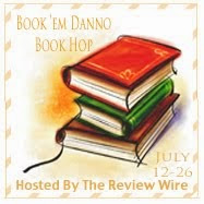 Book'em Danno Giveaway Blog Hop! 7-12 to 7-26-13!