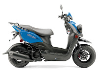 2013 Yamaha BWs 50 scooter pictures #1