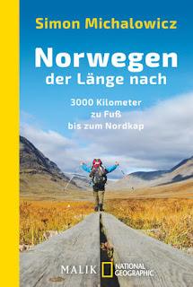 Cover: Norwegen der Länge nach
