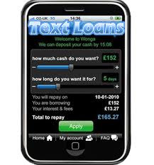 Payday Text Loans