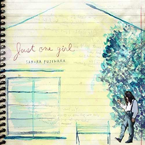 [MUSIC] 藤原さくら – Just one girl (2015.02.04/MP3/RAR)