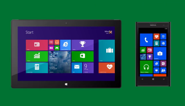 Bing apps for Windows and Windows Phone