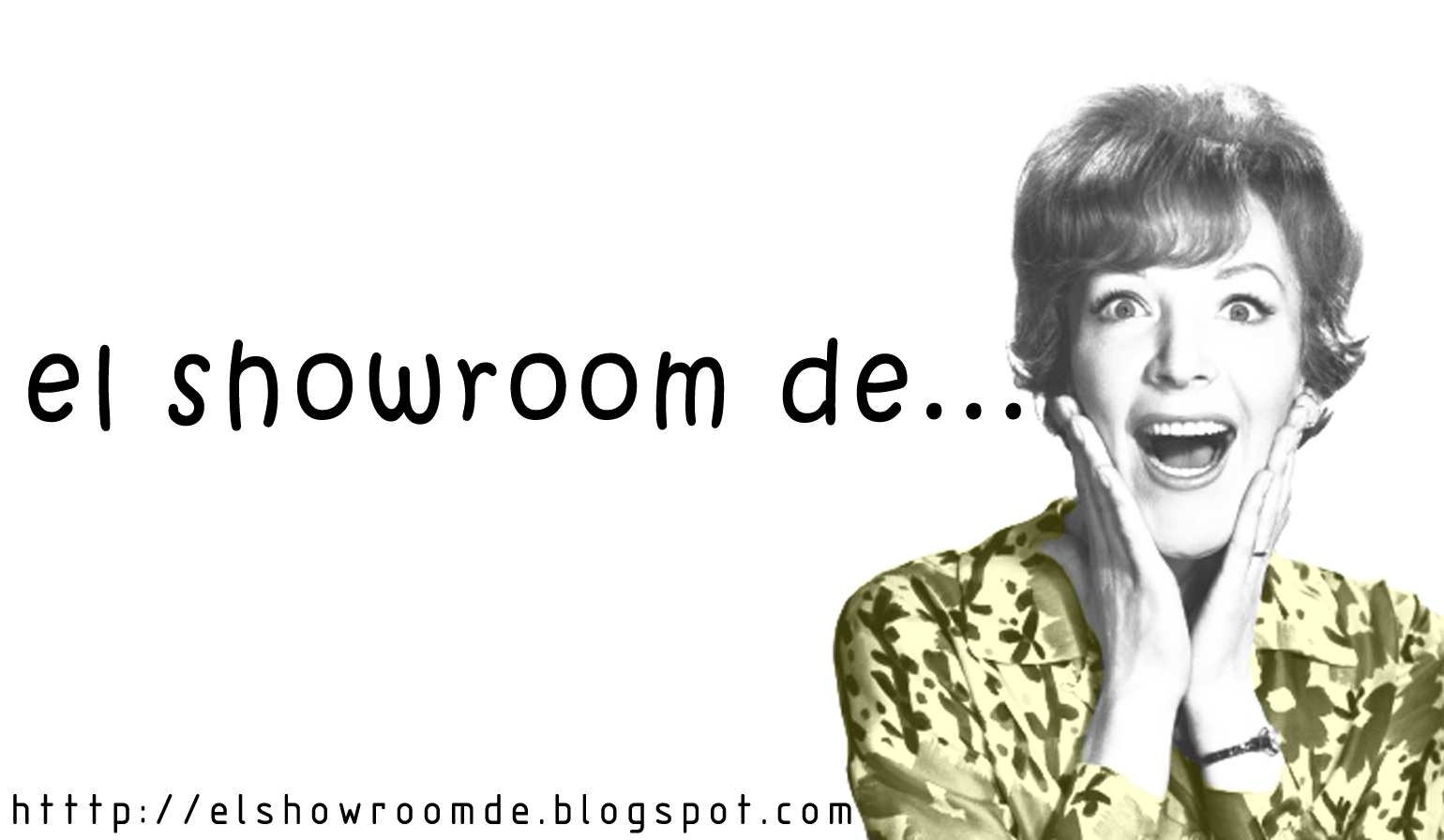 el showroom de...
