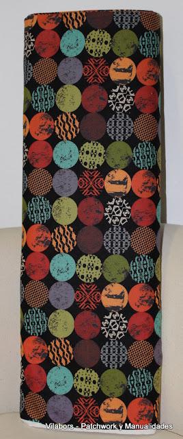 Tela de la colección Juggling Summer de Moda Fabrics - Vilabors