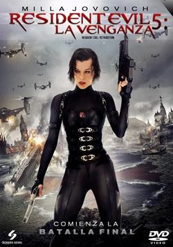 Resident Evil 5 La Venganza (2012) Pelicula Completa HD 720p [MEGA] [LATINO] Online