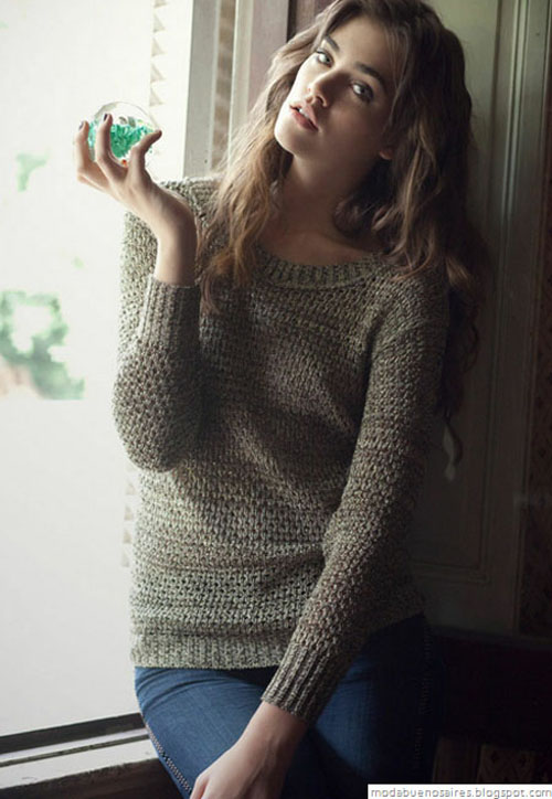 Sweet otoño invierno 2012. Moda invierno 2012 blog de moda argentina.