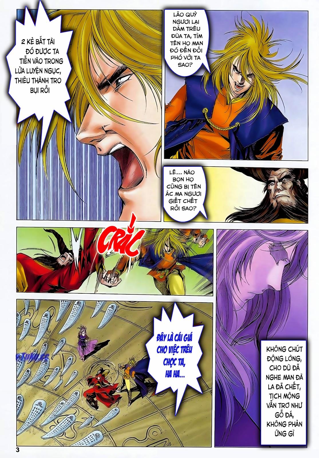 Lục Đạo Thiên Thư chap 47 - Trang 5