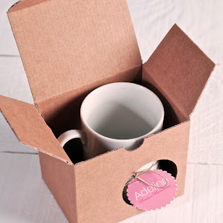 boîte pour tasses perforée, selfpackaging, self packaging, selfpacking