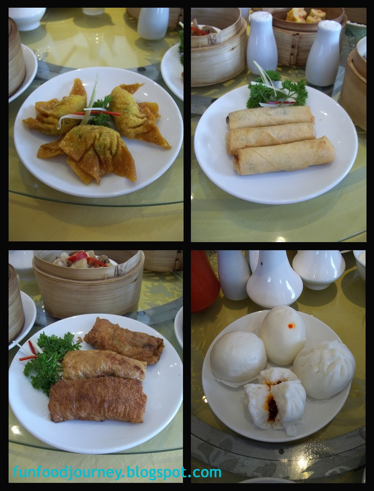 All About Dim Sum at Dragon Court