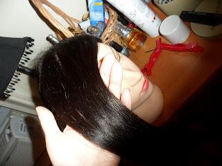 hairstyle wedding idea with braids