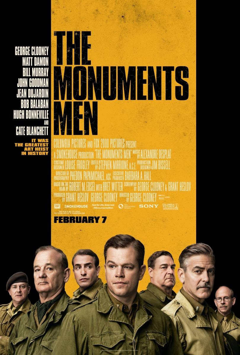 The Monuments Men (V.O.S) (2014)