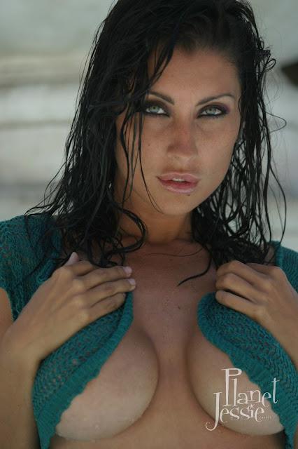 Brazilian Model Jessica Canizales