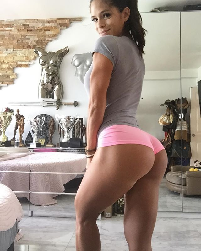 Michelle B Fit As Fuck