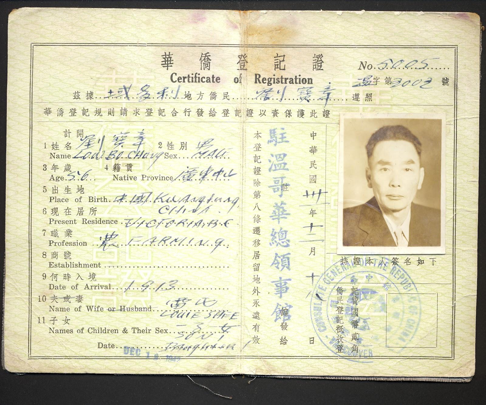 Bjarne Tokerud Bookseller: Seeking old Chinatown documents, photos ...