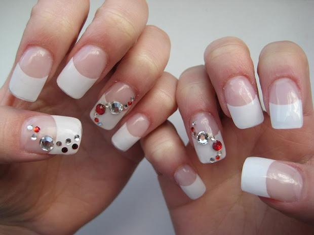 nail design prom