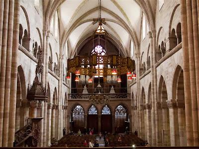 Basilea - Catedral Münster