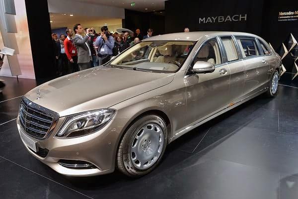 Mercedes - Maybach S600 Pullman