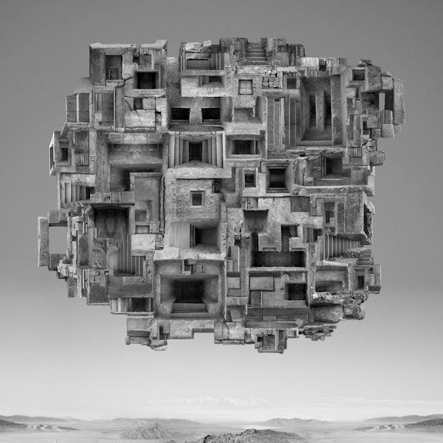 Awesome Architecture Buildings Assembled