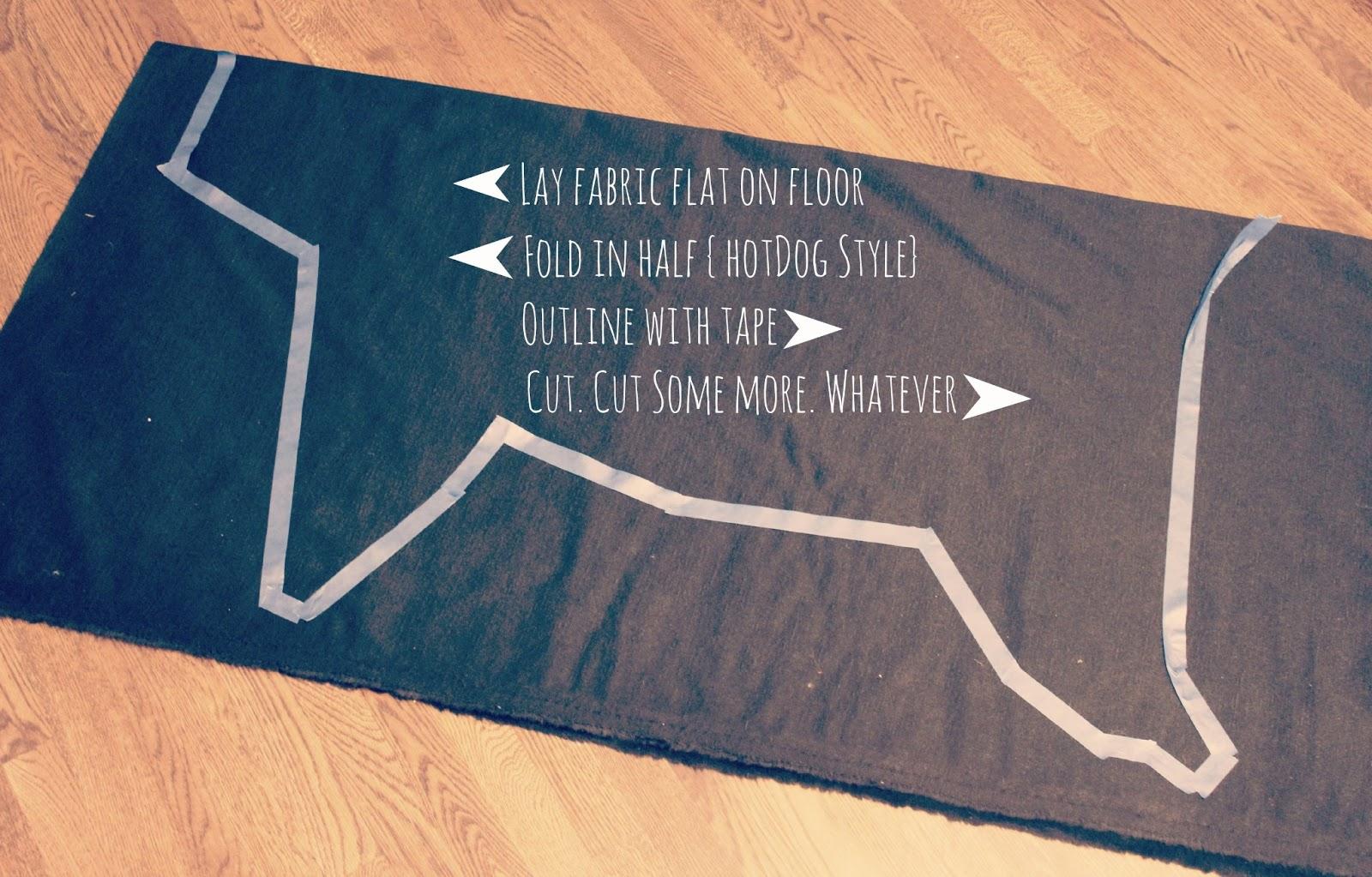 The whim wham life diy faux bear skin rug for Ikea bear rug